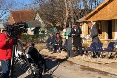 Oak Cottage Ground Breaking Ceremony